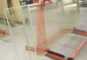 河北防辐射铅玻璃